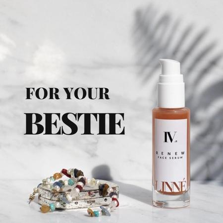 LINNÉ FOR YOUR BESTIE