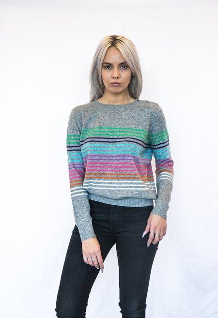 Parliament Striped Cashmere Sweater - Multicolor