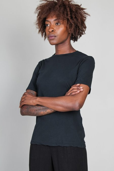 Raquel Allegra Slim Tee - Black