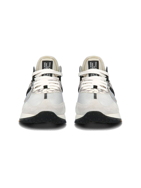 Philippe Model Royale Sneaker - Python Beige