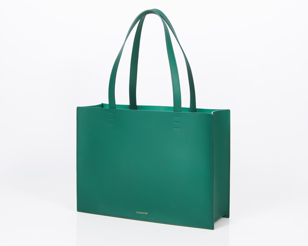 cueroandmor Forest Mini Tote