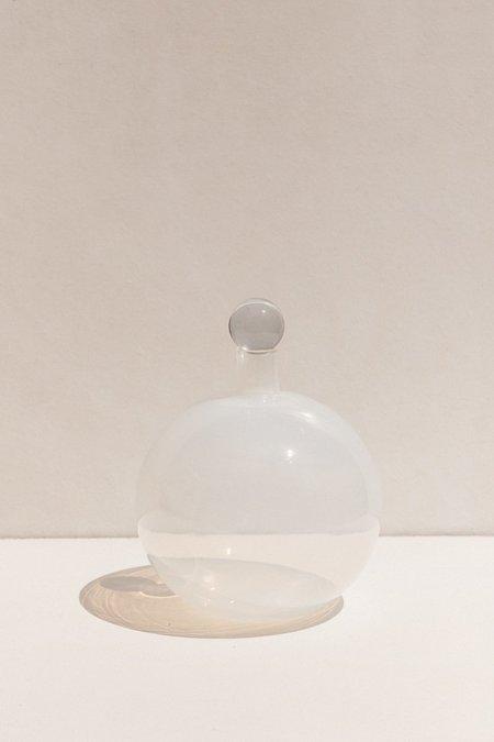 Drew Spangenberg Ensemble Bottle - White