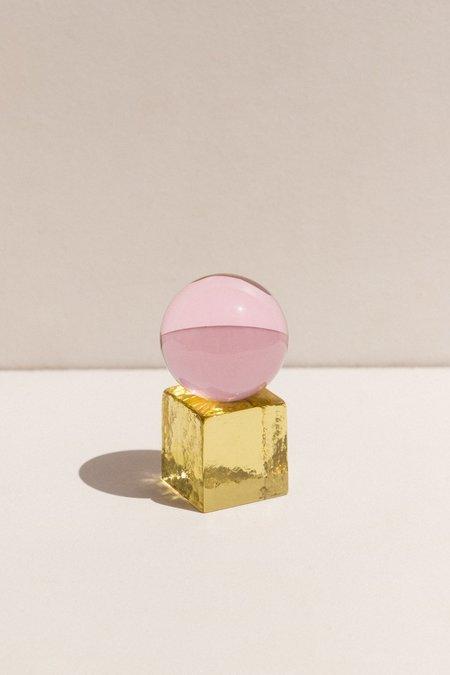 Swedish Ninja Oh My Mini Sculpture - Pink