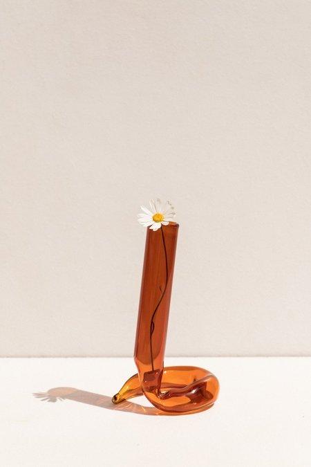 Thomas Maxam Abomination Vase - Rust