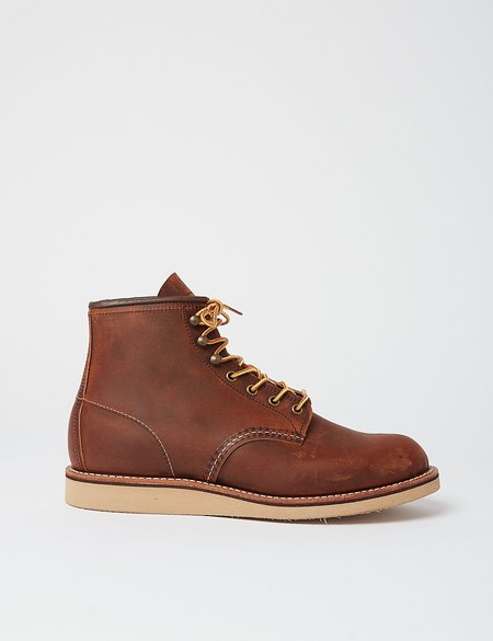 Red Wing Shoes Rover 6 Boot - Copper