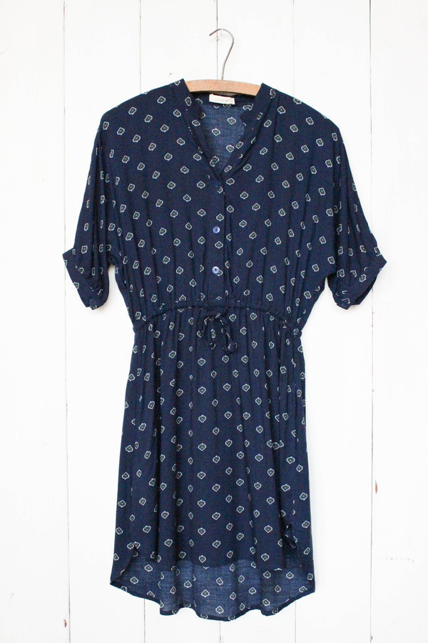Lilya Dama Mini Dress