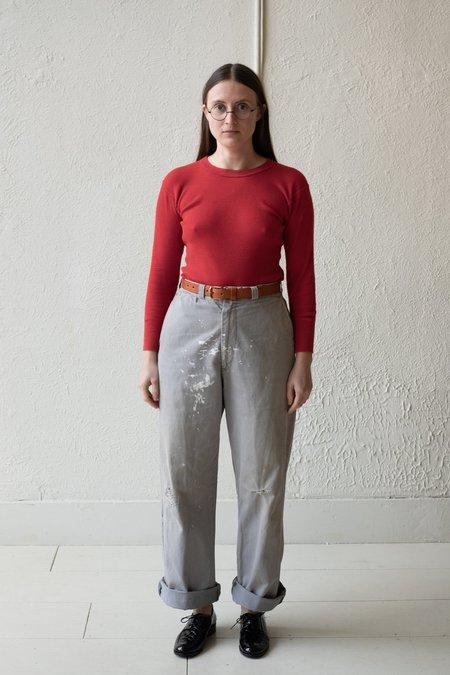 Vintage WORK PANTS - Gray