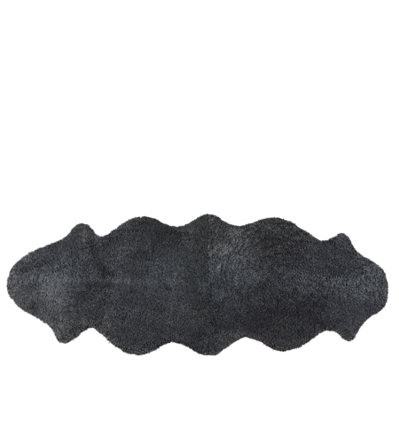 Shepherd of Sweden Ella Rug - Black Graphite