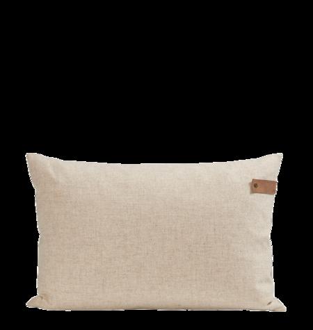 Shepherd of Sweden Tina Wool Pillow - Creme