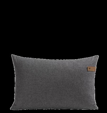 Shepherd of Sweden Tina Wool Pillow - Granite
