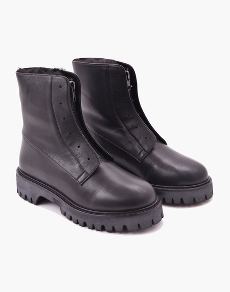 AoverA Kian All Weather Boot - Black