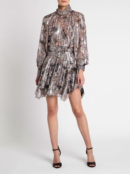 IRO Rosalia Dress - Purple