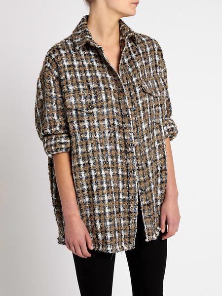 IRO Bleoma Shirt - Beige