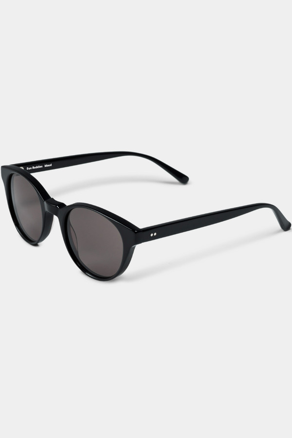 Sun Buddies Acetate Maud Sunglasses - Black