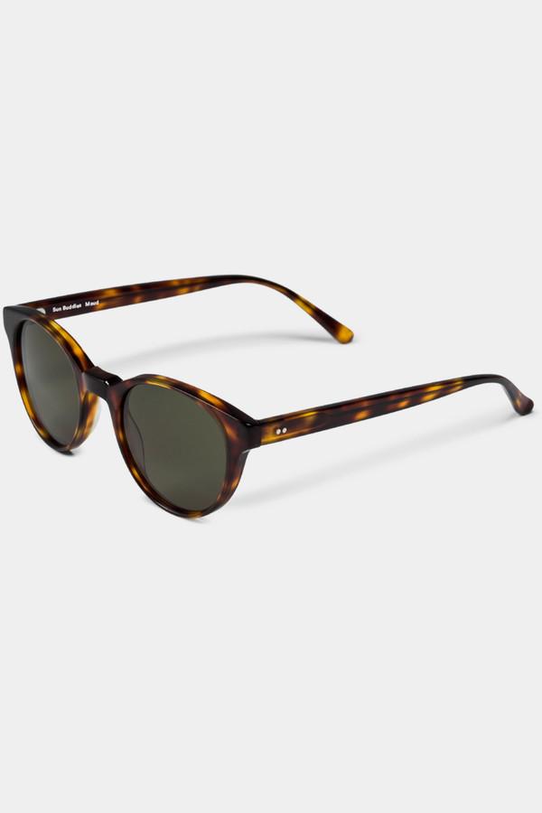 Sun Buddies Acetate Maud Sunglasses - Tortoise