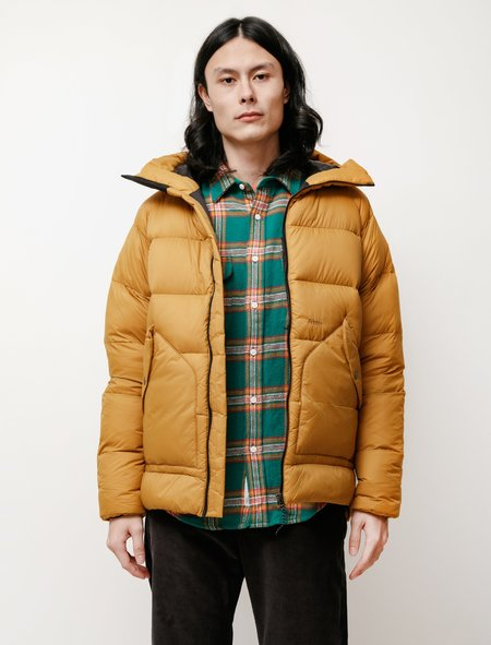 Adsum Alpine Jacket - Gold
