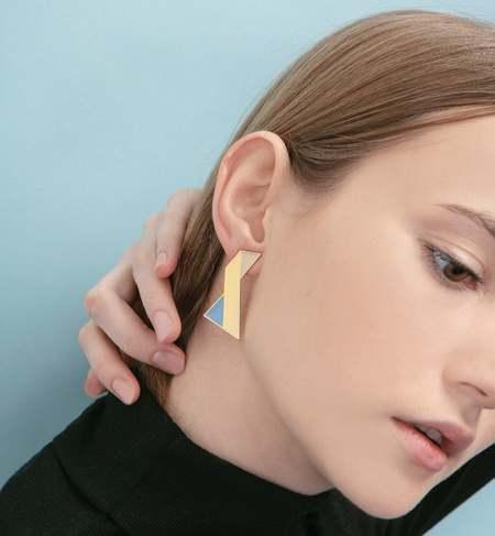 Matter Matters Twisted earrings