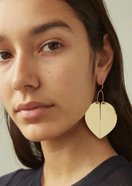 Rachel Comey Heartbreaker Earrings