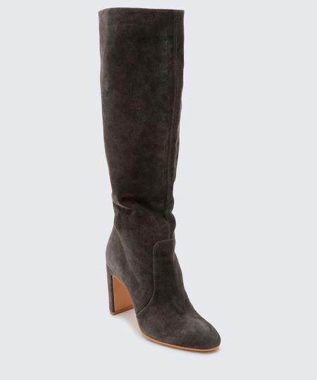 Dolce Vita Coop Boots - dark grey