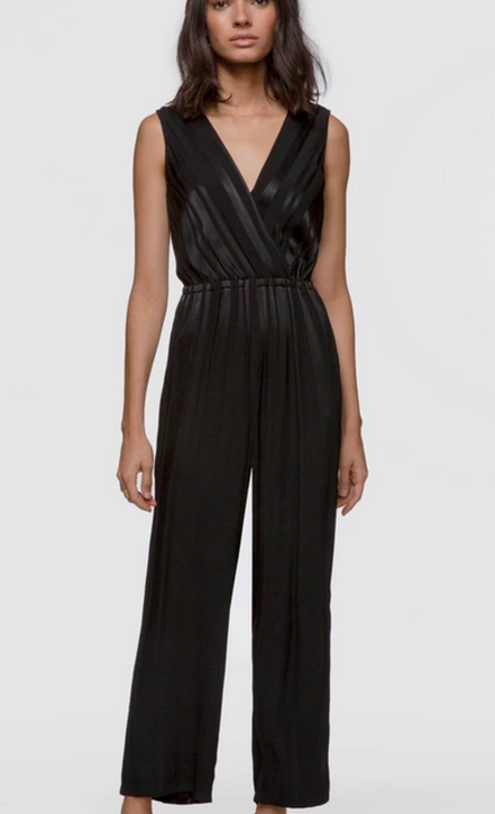 Greylin Maxine Jumpsuit - Black