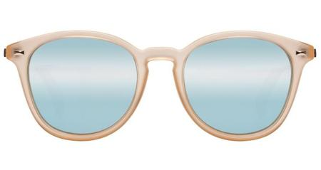 Unisex Le Specs Bandwagon Glasses - Raw Sugar