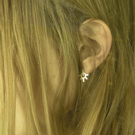PAR ICI Burst Earrings