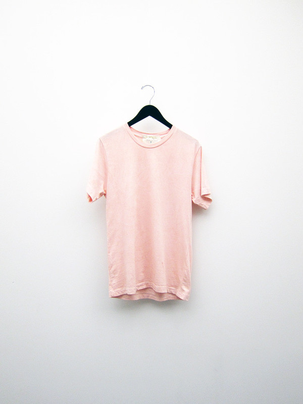 Unisex Audrey Louise Reynolds T-Shirt, Light Salmon