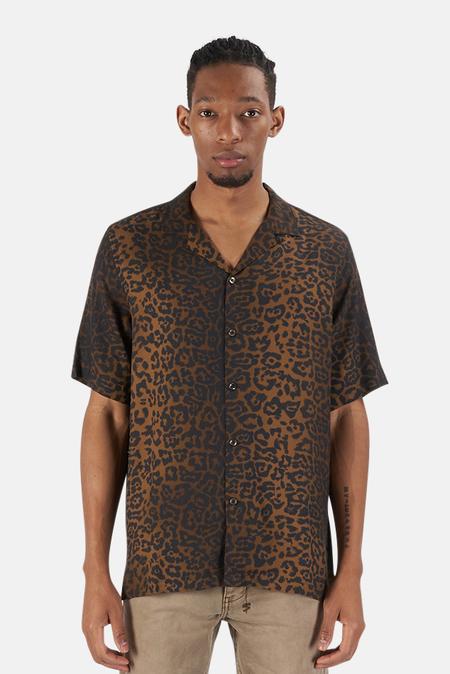 Ksubi Prowler Shirt - Leopard Print