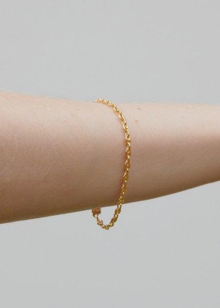 Sophie Buhai Classic Delicate Chain Bracelet - Gold