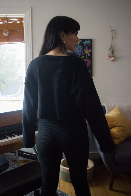 Odeyalo Brooklyn Pants - Black