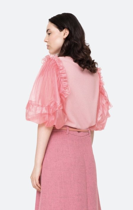 Sea NY Nuria Sweater - Pink