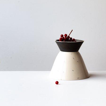 Marie Massin Reverso Pot - Glazed porcelain