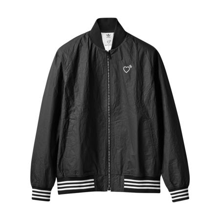 adidas adidas x Human Made Tyvek Track Top jacket - Black