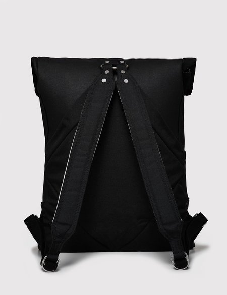 Stighlorgan Reilly Canvas Backpack - Black