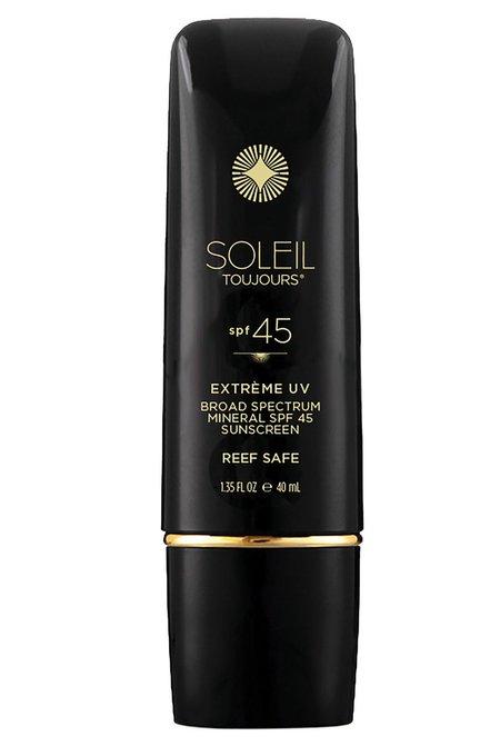 Soleil Toujours Extrème Face UV Mineral SPF 45 Sunscreen