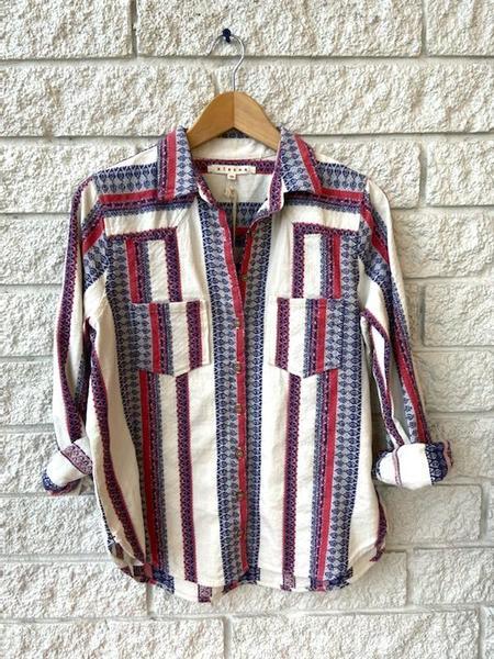Xirena Aynsley Shirt - Cali