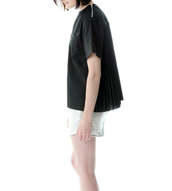 Sacai Luck Black Pullover Shirt
