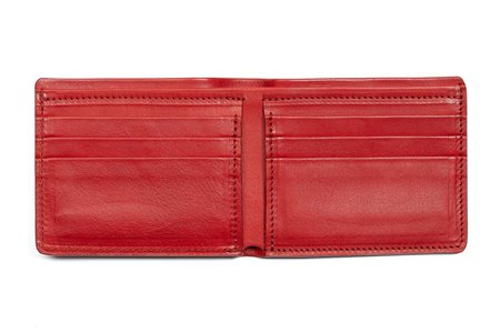 HOTEL MOTEL Standard Wallet - Red