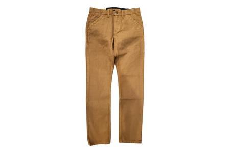 Freenote Cloth Workers Chino Slim Fit 14oz Slub - Tan