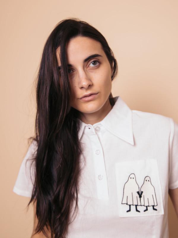 Samantha Pleet Haunted Shirt
