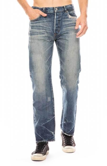 RON HERMAN Straight Fit W Pocket Detail