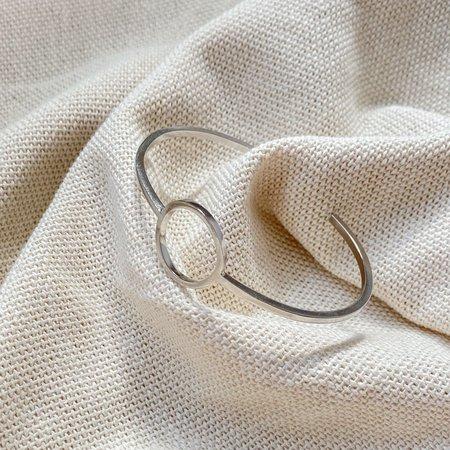 TheCanoShoe KARINA Bracelet - Silver