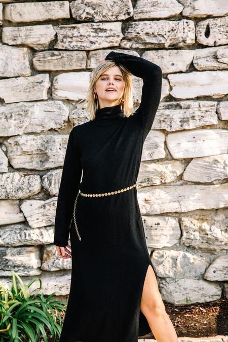 Callahan WENDY DRESS - Black
