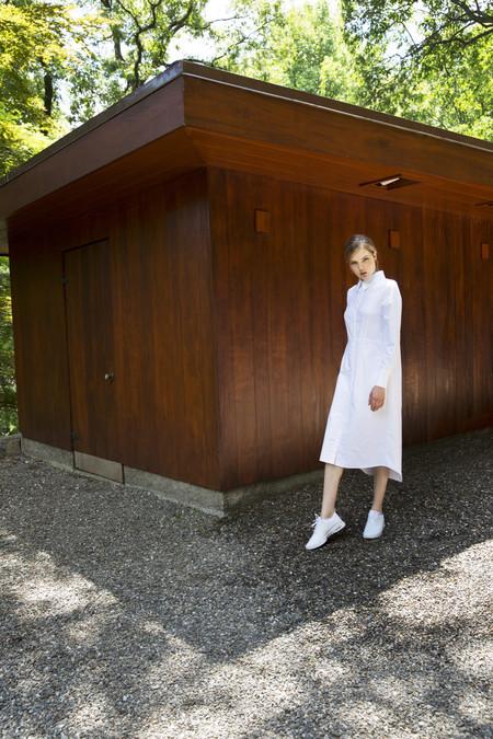 UNIFORME Lin Shirt Dress