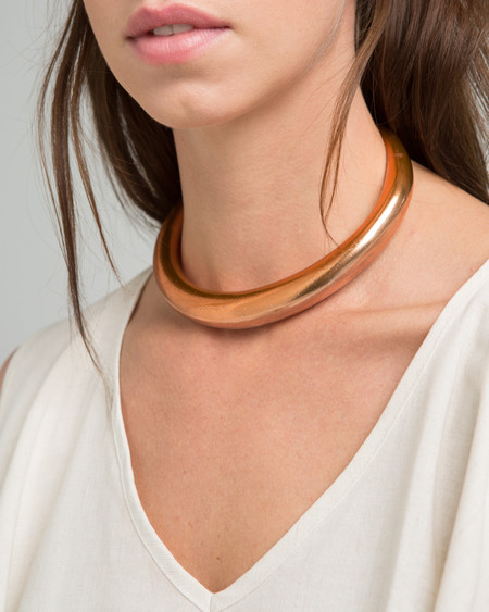 Julie Thevenot VOLUMA NECKLACE #9
