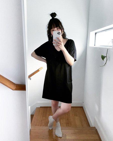 Skargorn #60 Tee Dress - Strawberry Wash