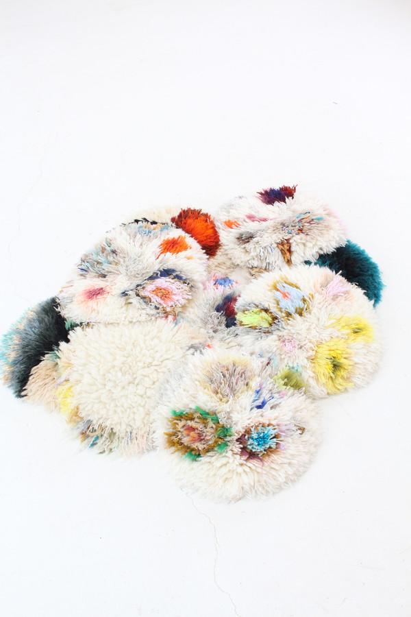 French Handmade Fringe Pillows Ab3