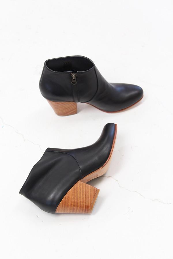 Fortress of Inca Inca Boots Black