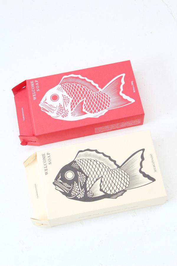 Beklina Japanese Fish Welcome Soap