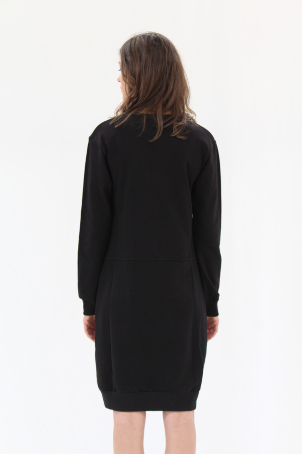 Kowtow Focus Dress Black